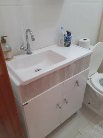 MS5&1 Apartamento Mobiliado com 01 dorm,pronto pra morar-Ingleses-Florianópolis - Foto 4