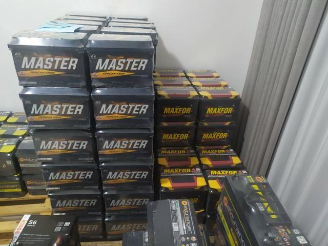 Bateria 60ah a partir de 180$ - Foto 2
