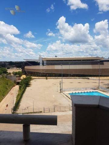 Apartamento com 2 dormitórios à venda, 68 m² por R$ 250. - Verdão - Cuiabá/MT - Foto 14