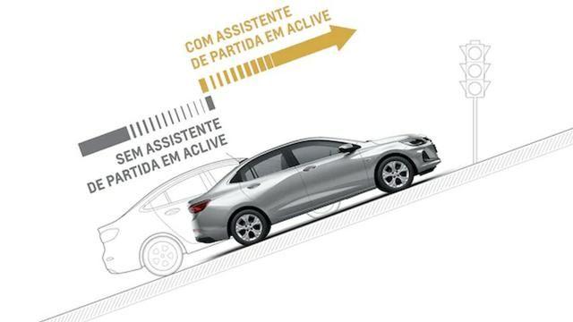 Nova Tracker LTZ Aut 2022 - Motor 1.0 Turbo 116 cvs - Financiamento em até 60X - 0 Km - Foto 15