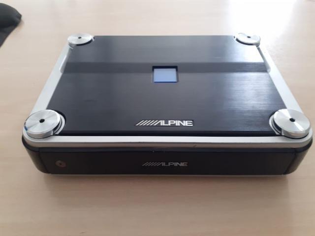 Amplificador Alpine PDX 5