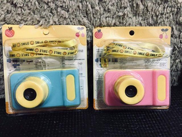 Promoção Mini Câmera com Entrada para Cartão de Memoria, Nova, Entregamos