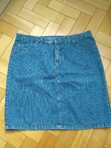 Saia Jeans Tam 46/48