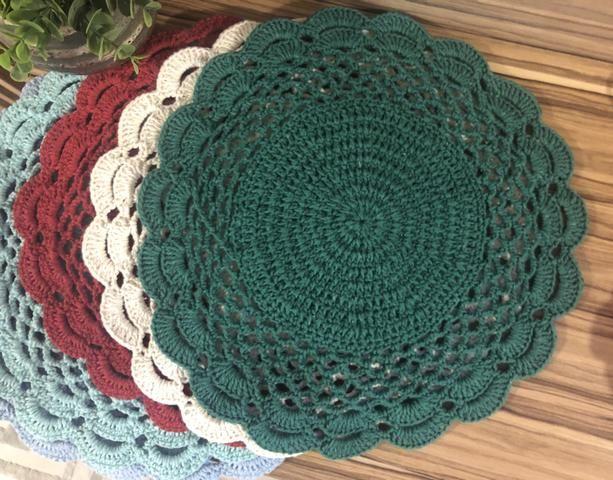 Souplast em crochê - Foto 3