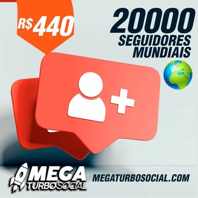 Pacotes MKT Adiquira compre Views seguidores curtidas - Foto 5