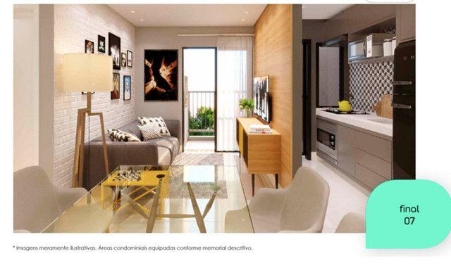 Apartamento de 1 quarto de alto padrão - 200 metros da Universidade Positivo :) - Foto 6