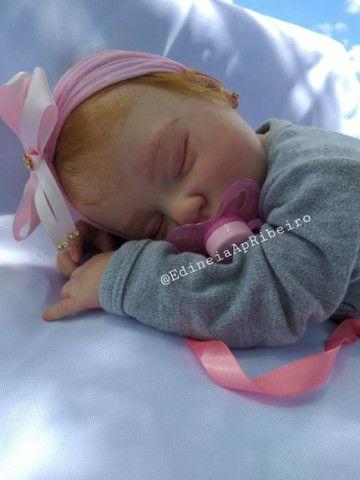 Bebê Reborn Artesanal - Foto 3