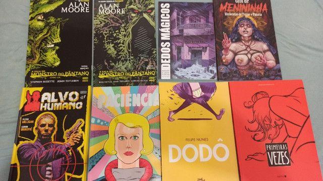 Quadrinhos e livros diversos - Foto 2