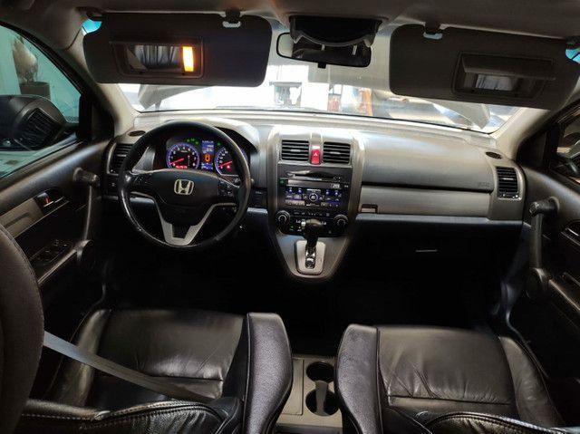 Honda crv, automático+ couro e teto solar - Foto 15