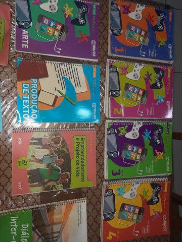 Livros ftd sexto ano ensino fundamental -trilhas - esic - Foto 3