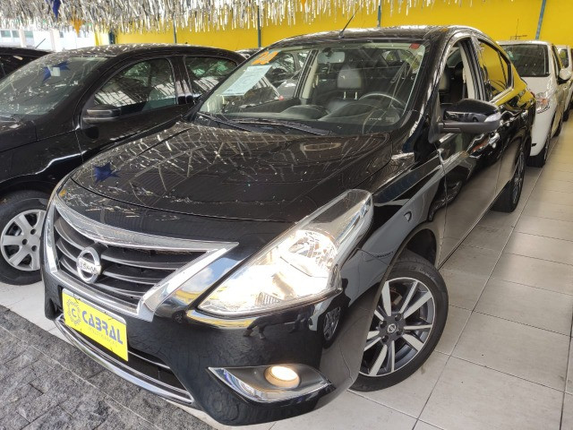 Nissan Versa 1.6 SL Manual 2019