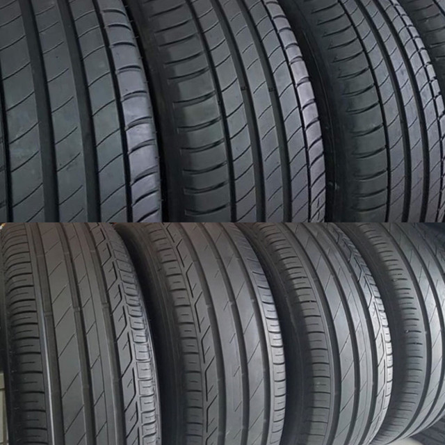 ?pneus semi novos 245/35-20 - Foto 9