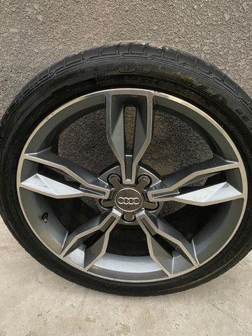 "Rodas Audi Aro 18"" - Foto 3"