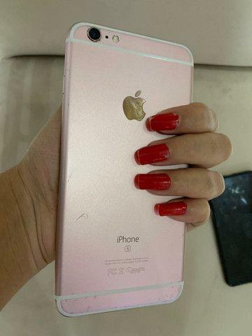 IPhone 6S Plus 128GB trincado