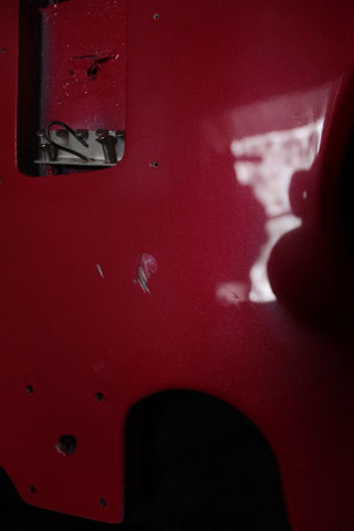 Corpo e Braço Guitarra Washburn  - Foto 2
