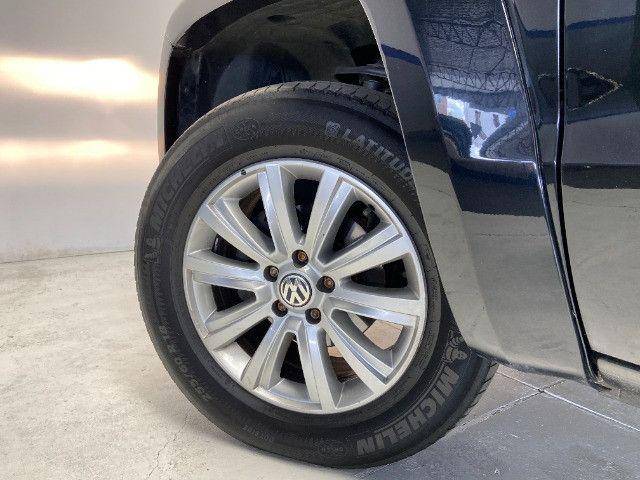 Volkswagen Amarok Highline 2.0 16V TDI 4x4 Dies. Aut 2014 - Unico dono - Revisada - Foto 8