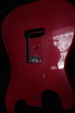 Corpo e Braço Guitarra Washburn  - Foto 4