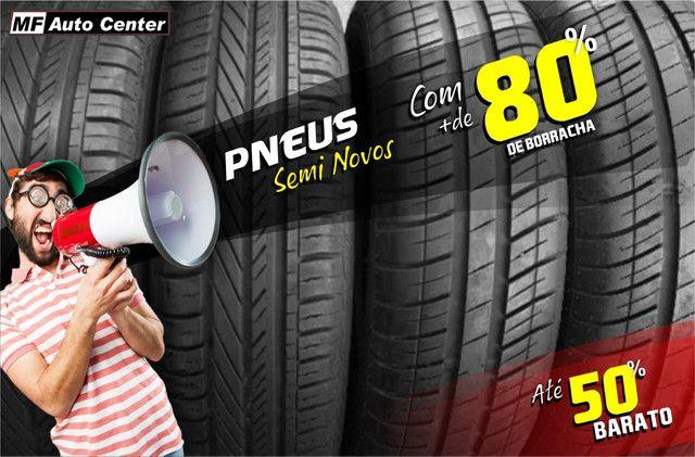 ?pneus semi novos 245/35-20 - Foto 3