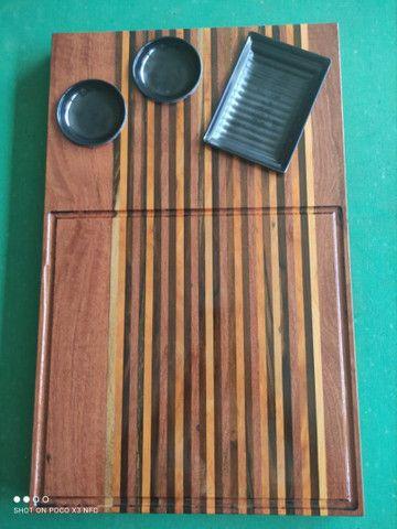 Tábua de madeira pura - Foto 5