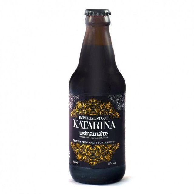 Cerveja Katarina Imperial Stout - Foto 2