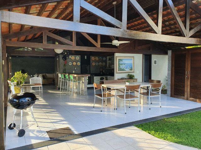 Casa em Cond. em Aldeia 5 Quartos 3 Suítes 450m² c/ Piscina - Foto 16