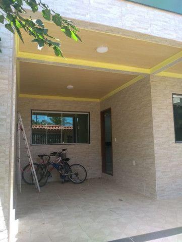Casa duplex nova ponta da fruta recém construída - Foto 12