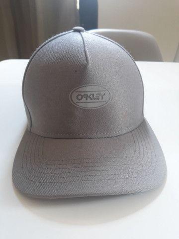 Vendo boné ORKLEY e FILA  - Foto 2