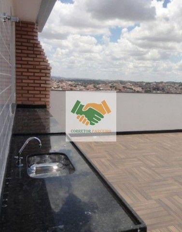 Cobertura nova com 3 quartos em 148m2 á venda no bairro Rio Branco em BH - Foto 4