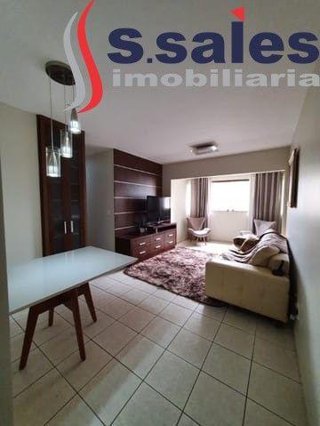 Belíssimo Apartamento Mobilhado em Águas Claras!!