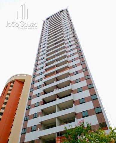JS- O Melhor 3 quartos de Boa Viagem - Edifício Maria João, 93m², 2 vagas