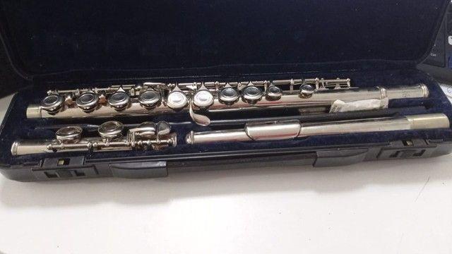 Flauta transversal Shielter - Foto 4