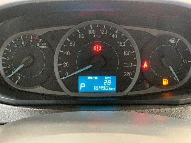 ka  sedan automático com 16.000 km modelo plus a pronta entrega  - Foto 9