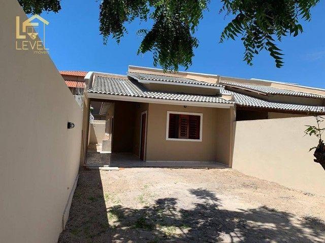 Casa com 2 dormitórios à venda, 82 m² por R$ 150.000 - Chácara da Prainha - Aquiraz/Ceará