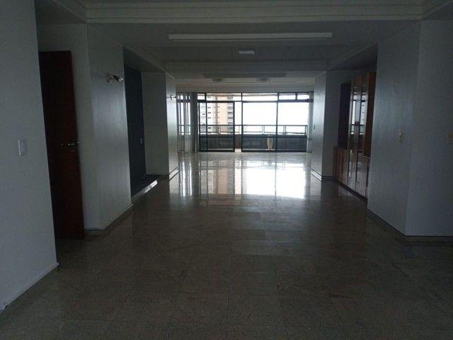 Apartamento para alugar com 5 dormitórios em Altiplano cabo branco, João pessoa cod:17788 - Foto 3