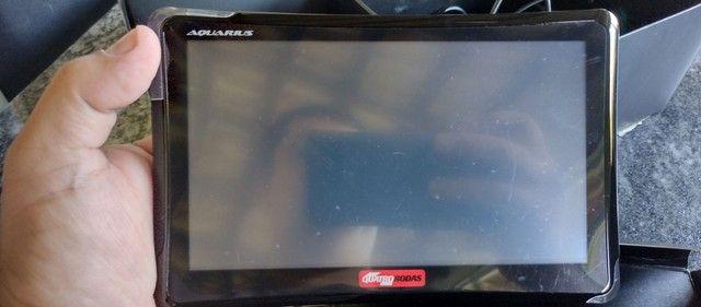 Vendo GPS quatro rodas 7 polegadas bem conservado.  - Foto 3