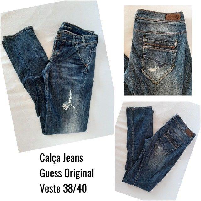 Bazar de Calças Jeans Importadas-Seminovas  - Foto 5
