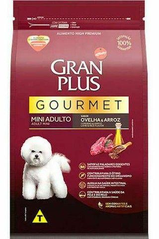 Ração GranPlus GOURMET MINI Adulto 10,1kg