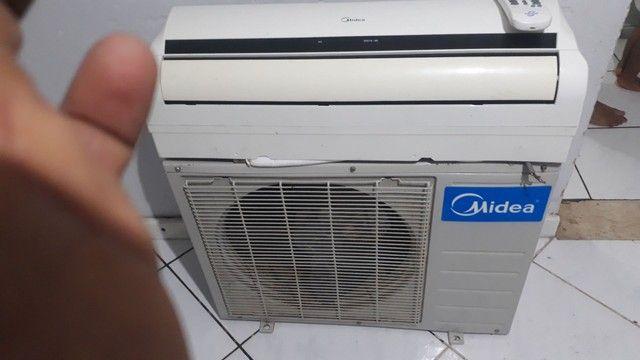 Ar condicionado zero grau