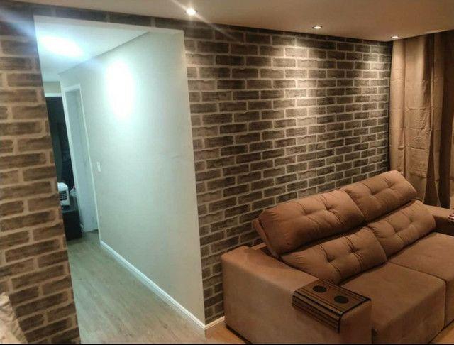Tecidos decorativos em parede - Foto 2
