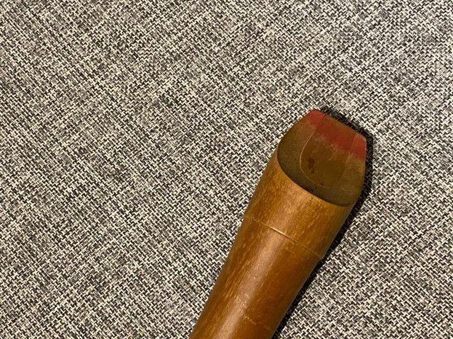 Flauta doce contralto de madeira  - Foto 3