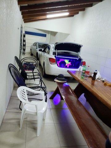 Casa 3/4  c/ piscina toda mobiliada no Residencial Araguaia - Foto 5