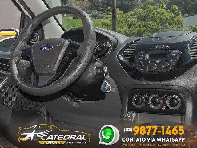 Ford Ka+ Sedan 1.0 Se Flex 4p 2015 *Excelente Custo Benefício* Aceito Troca - Foto 14