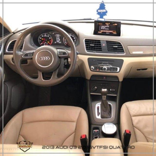 Audi Q3 2.0 16VTFSI QUATTRO 170CV S-TRONIC 5P  - Foto 11
