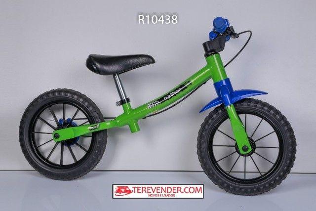 Bicicleta de equilibrio / sem pedais - Foto 4