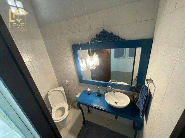 Casa com 3 dormitórios à venda, 910 m² por R$ 850.000,00 - Chácara da Prainha - Aquiraz/CE - Foto 18