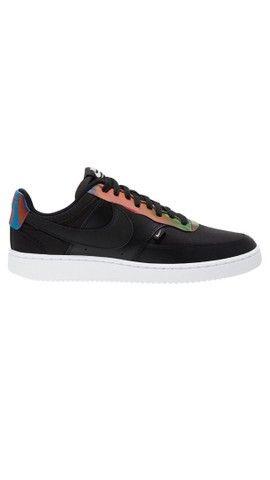 Tênis Nike Court Vision Low Prem Preto Masculino