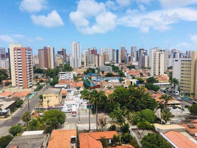 Apartamento com 3 dormitórios à venda, 135 m² por R$ 990.000 - Dionisio Torres - Fortaleza - Foto 16