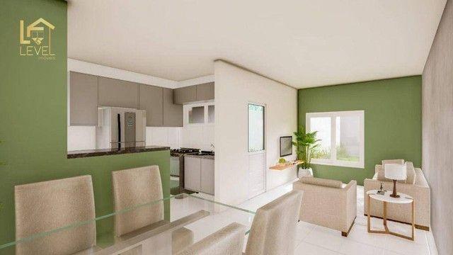 Casa com 2 dormitórios à venda, 72 m² por R$ 139.000,00 - Piau - Aquiraz/CE - Foto 18