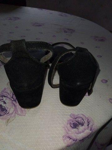 Vende sapato de salto não é muito alto  - Foto 2