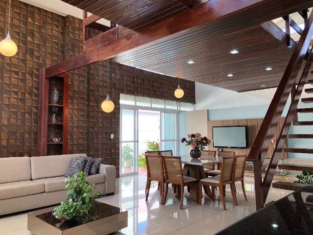 Casa em condomínio- Bosque das Gameleiras- 250m² de área- 3suítes- Altiplano  - Foto 2